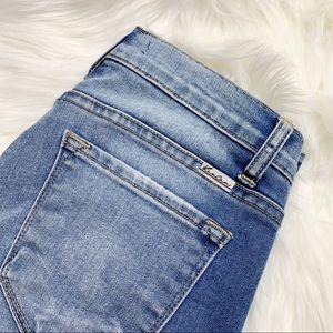 KanCan Jeans - KanCan Distressed Low Rise Skinny Jeans Sz 27